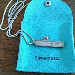 Tiffany & Co Necklace - Bar Pendant